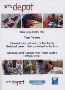 Tumi Yenwo Autistic Artist UK - Artwork to Print - Buy Printed Canvas